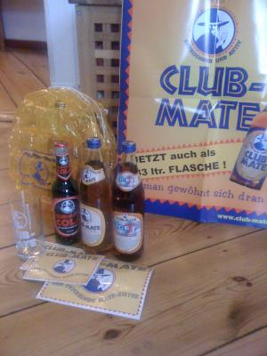 club mate fun paket
